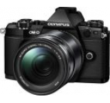Aparat Foto Mirrorless Olympus E-M5II 1415II Kit, 16 MP, Filmare Full HD (Negru)