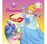 Disney printese: Cenusareasa. Carte cu CD audio