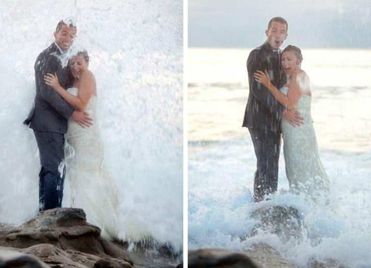 Cele mai haioase poze de nunta - Poza 3