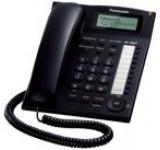 Telefon Fix Panasonic KX-TS880FX (Negru)