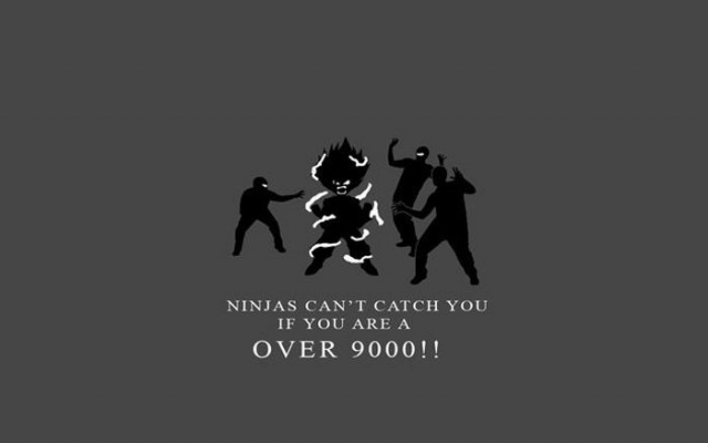 Ninja nu pot sa te prinda - Poza 11