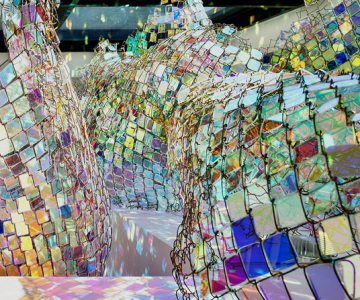 10 opere de arta cu oglinzi