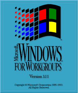 Windows 3.1 - Poza 1