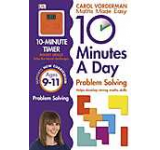 10 Minutes a Day Problem Solving. KS2 Ages 9-11