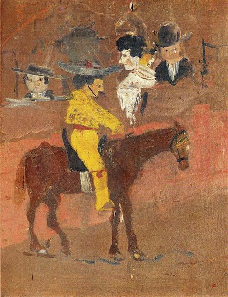 Operele de debut ale lui Picasso: O fata nestiuta a marelui artist - Poza 2