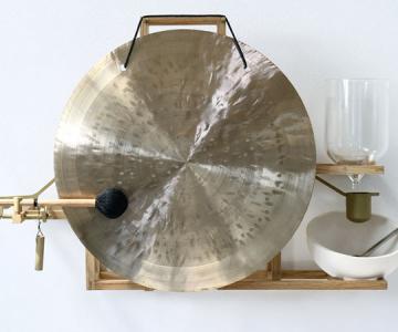Timpul masurat relativ, cu pendulul cu clepsidra si gong