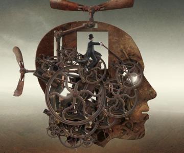 Ilustratii dupa Kafka si Eugen Ionescu, de Igor Morski