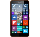 Telefon Mobil Microsoft Lumia 640 XL, Procesor Qualcomm MSM8226 Quad-Core 1.2GHz, IPS LCD Capacitive touchscreen 5.7inch, 1GB RAM, 8GB Flash, 13MP, 3G, Wi-Fi, Dual Sim, Windows Phone 8.1 with Lumia Denim (Portocaliu)