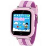 Smartwatch iUni Kid601, LCD 1.54inch, 2G, GPS, Bratara silicon, dedicat pentru copii (Roz)