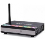 Mini PC Egreat R6S-II, Procesor Hisilicon Hi3798M, 1GB RAM, 8GB Flash, Redare 4K Ultra HD, 3D, Wi-Fi, LAN, Android 4.4