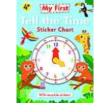 Tell the Time Sticker Chart