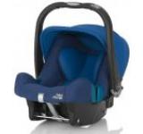 Scaun auto Britax Baby-Safe Plus SHR II Ocean Blue (Albastru-Negru)