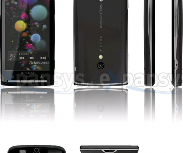 Sony Ericsson Xperia3?