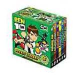 Ben 10 Pocket Library