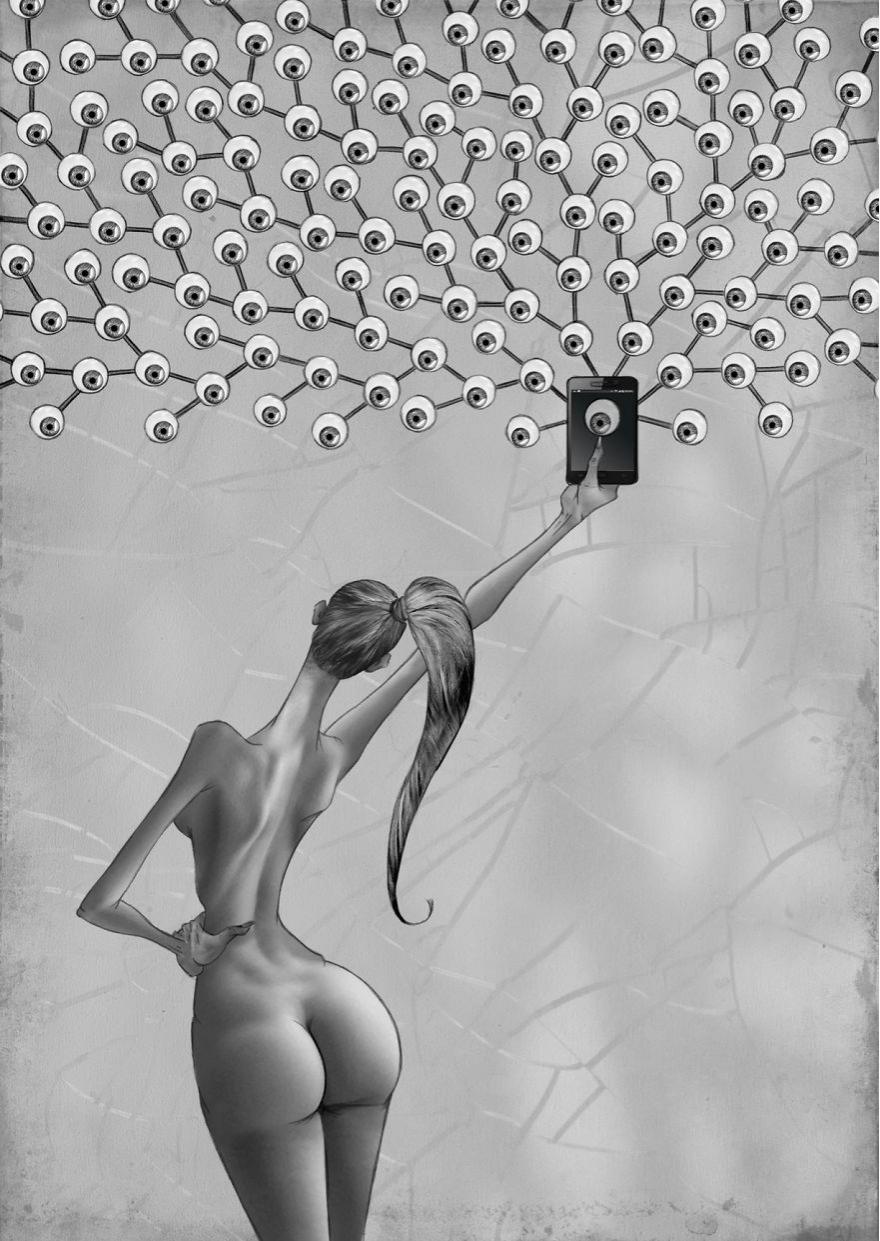 Problemele societatii actuale, in ilustratii rascolitor de sincere - Poza 2