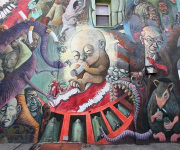 Cele mai bune graffiti-uri din New York, 2013