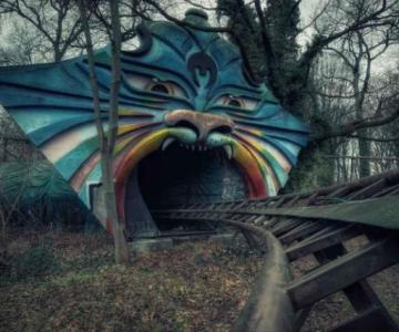 Cele mai frumoase locuri abandonate din lume