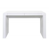 Masa de birou din MDF Cana White, L120xl50xh76 cm