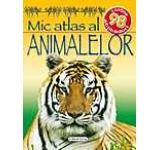 Mic atlas al animalelor (cu abtibilduri)