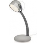Lampa de masa Pilips LED DYNA table lamp, 3W, 180lm (Gri)