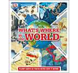 What's Where in the World - English version