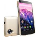 Protectie spate Ringke Slim 155295 pentru LG Google Nexus 5 (Auriu) + Folie protectie
