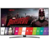 Televizor LED LG 165 cm (65inch) 65UH661V, Ultra HD 4K, Smart TV, WiFi, webOS 3.0, CI+