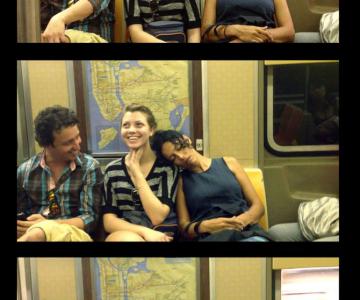 Cum reactionezi daca adoarme cineva pe tine in metrou?