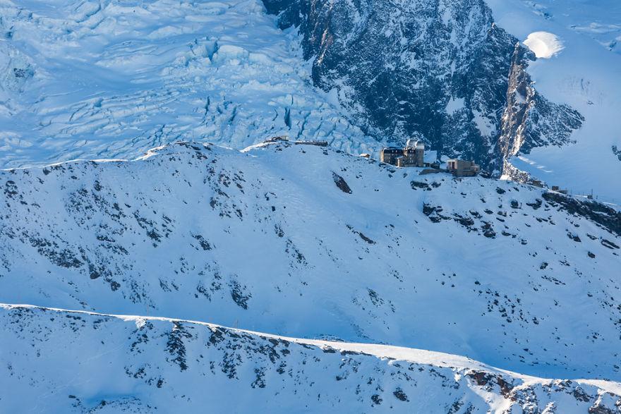 Maretia Alpilor pe timp de iarna - Poza 7