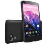 Protectie spate Ringke Slim 154113 pentru LG Google Nexus 5 (Negru) + Folie protectie