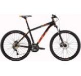Bicicleta MTB Felt 7 Seventy, Cadru 22inch, Roti 27.5inch (Negru/Portocaliu)