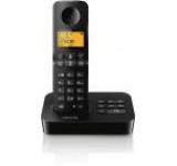 Telefon Fix Philips D2151B/53, robot telefonic