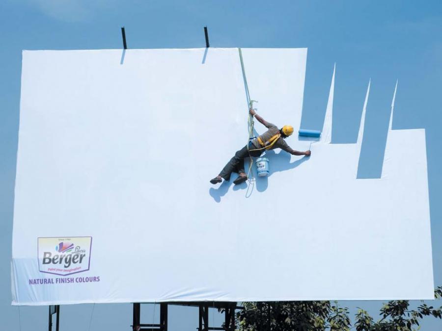 25+ Afise publicitare ingenioase care iti vor capta negresit atentia - Poza 14
