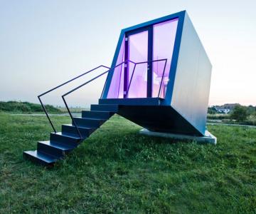 Hotelul mobil: Hypercubus, de Studio WG3