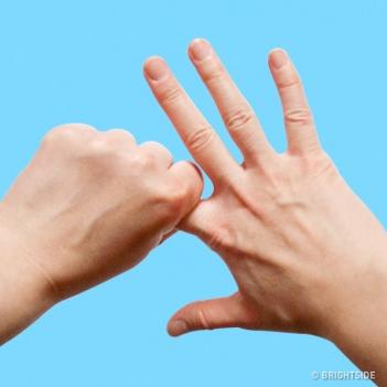 Reechilibrarea organismului prin masarea degetelor - Poza 2