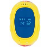 Smartwatch Vonino Kids Watch B2, 2G, Curea silicon, pentru Copii, Cartela SIM Orange PrePay inclus (Galben)