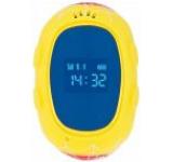 Smartwatch Vonino Kids Watch B2, 2G, Curea silicon, pentru Copii, Cartela SIM Orange PrePay inclus (Galben)