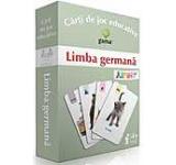 Carti de joc educatie - Limba germana