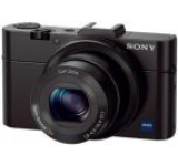 Aparat Foto Digital Sony RX100 II, 20.2 MP, Zoom Optic 3.6x, Filmare Full HD (Negru)