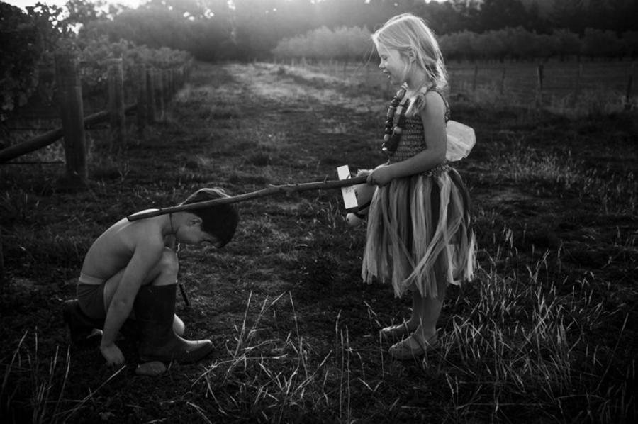 Bucuria copilariei lipsite de tehnologie - Poza 12