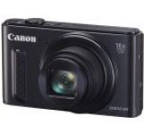 Aparat Foto Digital Canon PowerShot SX610 HS, Filmare Full HD, 20.2MP, Zoom Optic 18x, Wi-Fi (Negru)