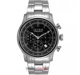 Ceas Giovine CASANOVA OGI004/C/MB/SS/NR Cronograf (OGI004/C/MB/SS/NR) - WatchShop