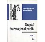 Drept international public Vol. I