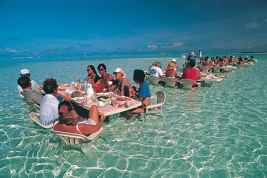 Distinctie si rafinament: Restaurante uluitoare din jurul lumii - Poza 12