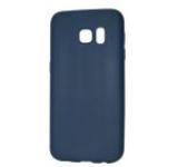 Husa protectie spate Procell PRSILSLKG930AI pentru Samsung Galaxy S7 (Albastru inchis)
