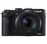 Aparat Foto Digital Canon PowerShot G3 X, 20.2 MP, Filmare Full HD, Zoom optic 25x (Negru)