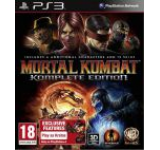 Warner Bros. Interactive Entertainment Mortal Kombat Editie Komplete (PS3)