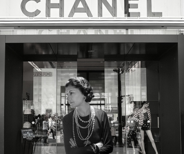 Cele mai elegante si pline de inspiratie de la Coco Chanel