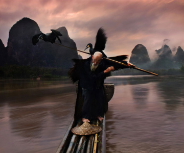 Calatorie in Asia prin portrete superbe