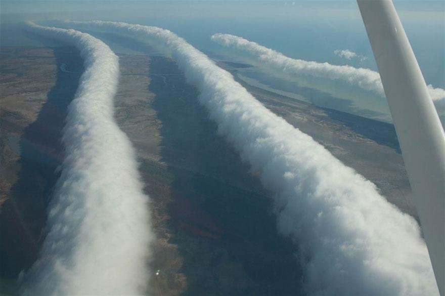 Cele mai spectaculoase formatiuni noroase, surprinse ca camerele de lu - Poza 7